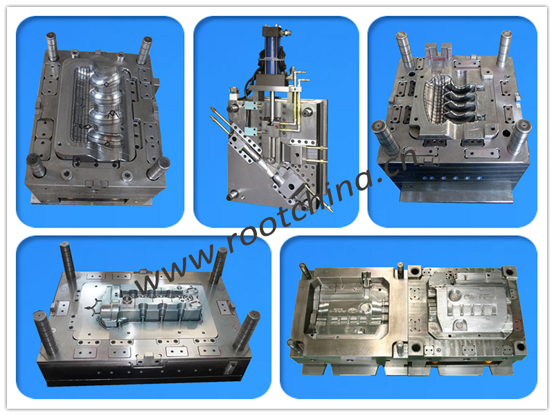 High Precision Plastic Injection Parts for Auto
