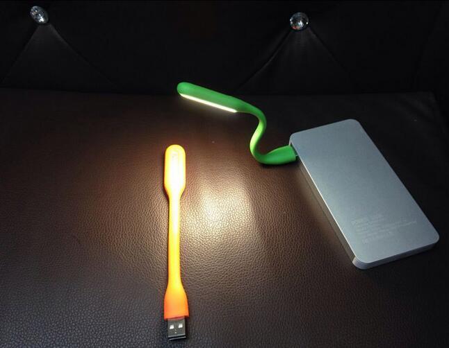 Flexible Computer USB LED Light Portable LED Lamp