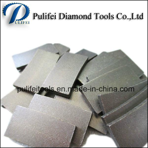 Diamond Segment for Granite Cutting Stone Diamond Tools