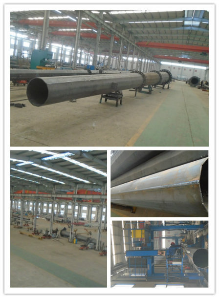 500 kV Steel Pipe Type Substation Architecture