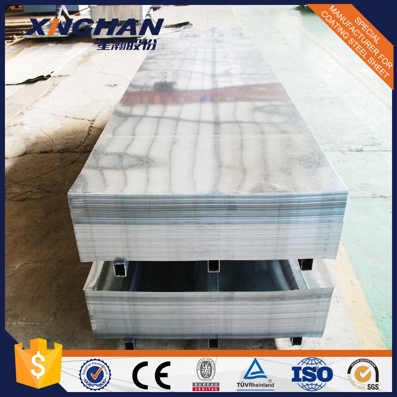 Ppgi Steel Plain Sheet