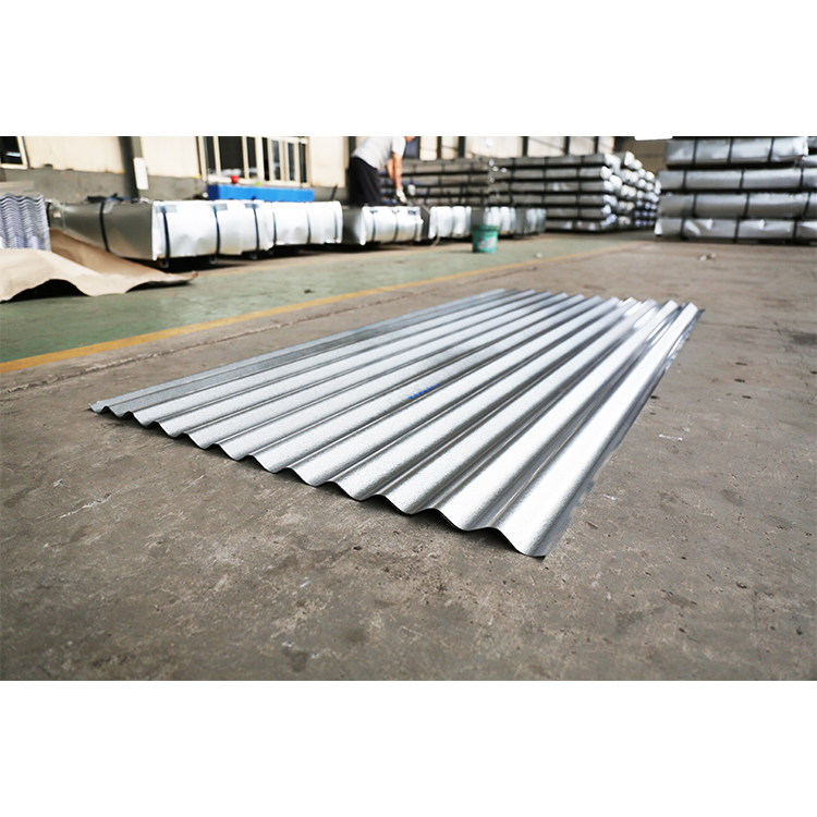 Cheap Corrugated Steel Sheet