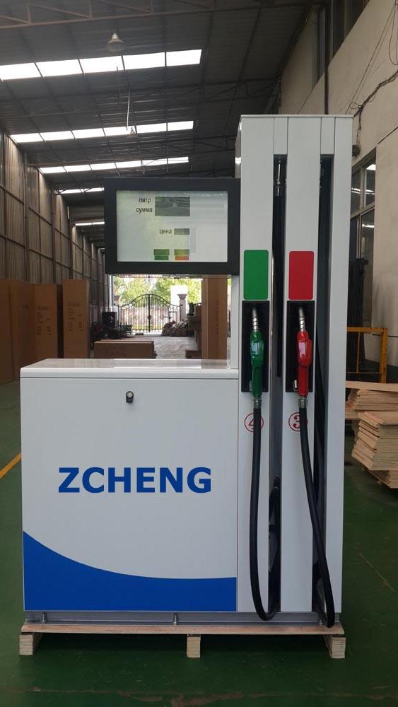 Europen Fuel Dispenser