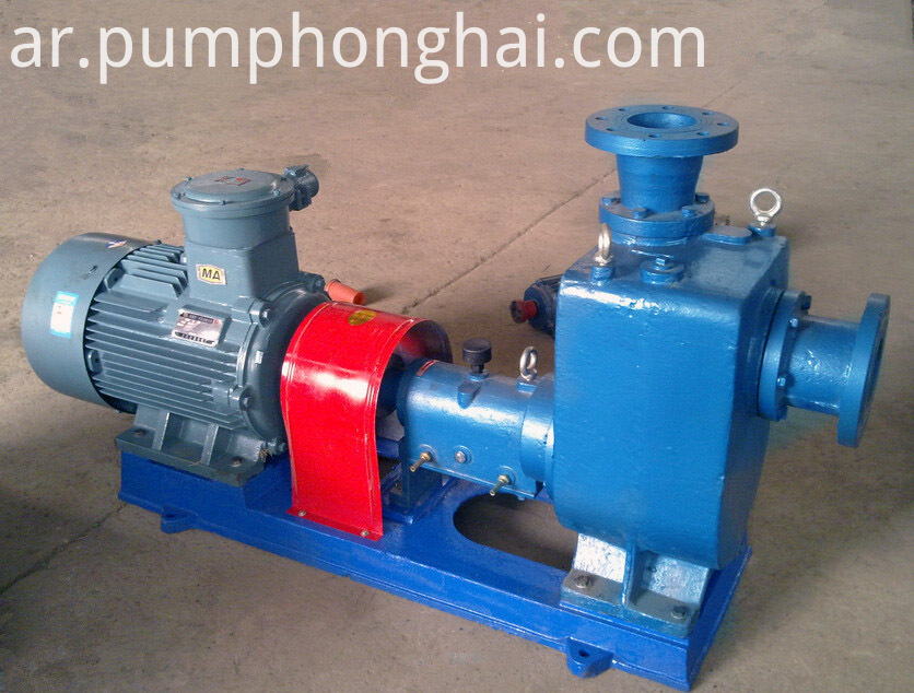 Stainless Steel Impeller Pump