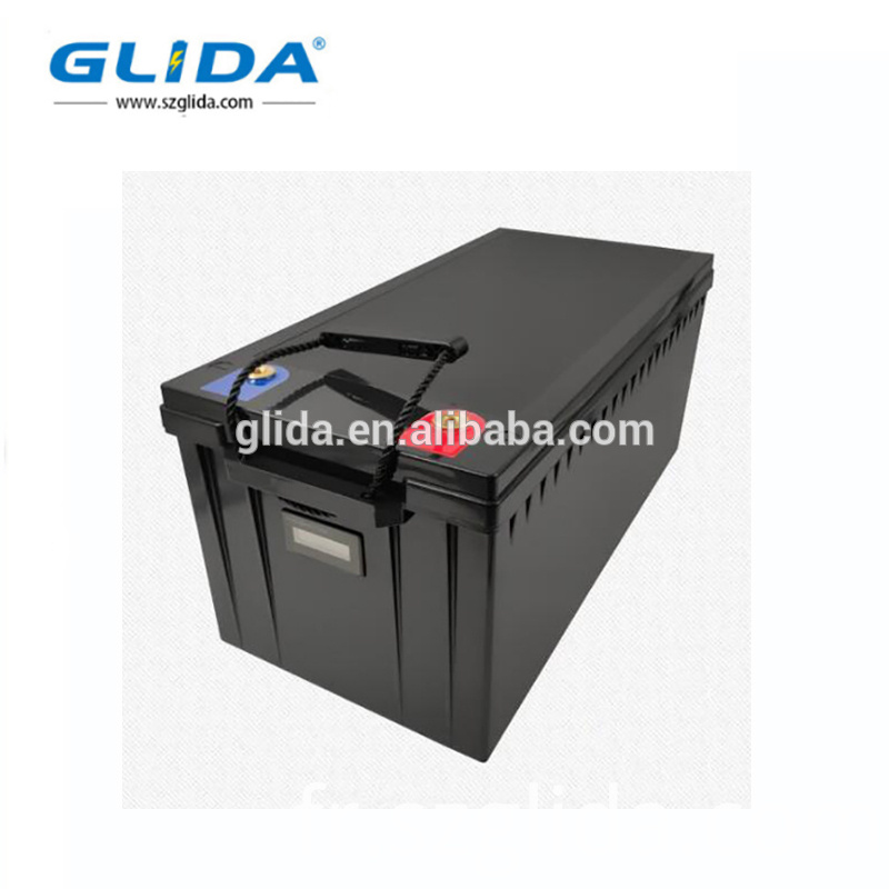 12V 180Ah Lithium Ion Battery