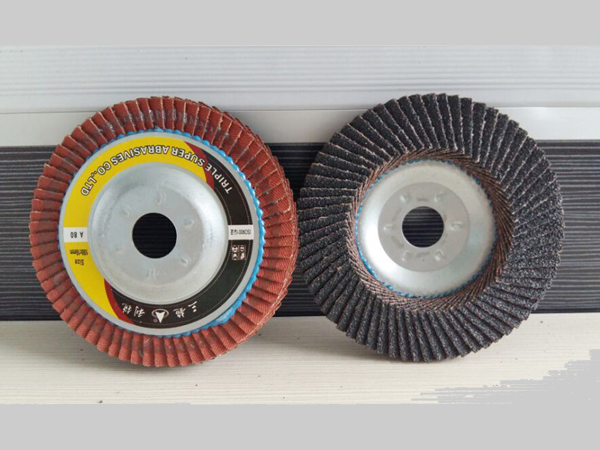Flower Shape Korea Abrasive Flexible Flap Disc