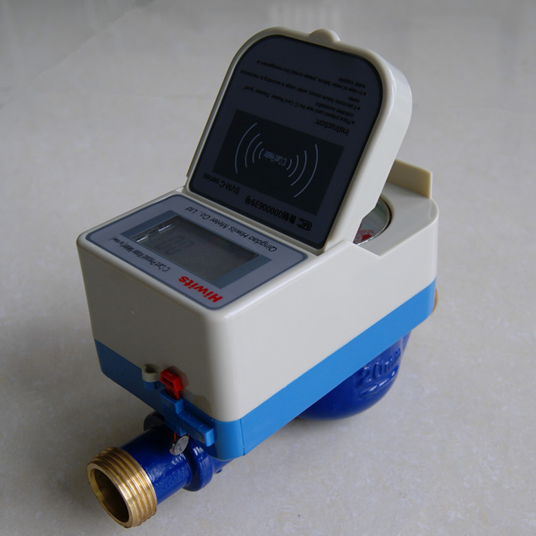 Cheap Smart Prepaid Intelligent IC Card Remote Reading Mini Water Meter