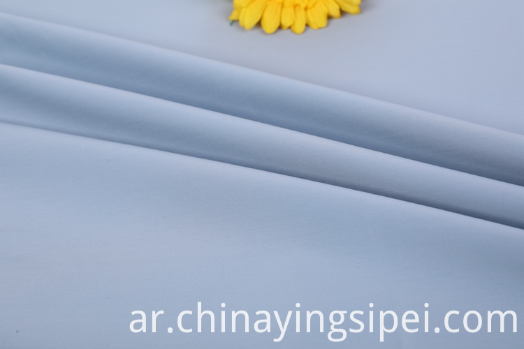 Solid plain cotton ripstop nylon fabric wholesale