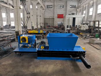 Y81t-160PTZ Cans Baling Press Machine for Recycling