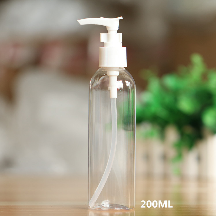 200ml Lotion Pump Bottle for Cosmetic (NB20106)