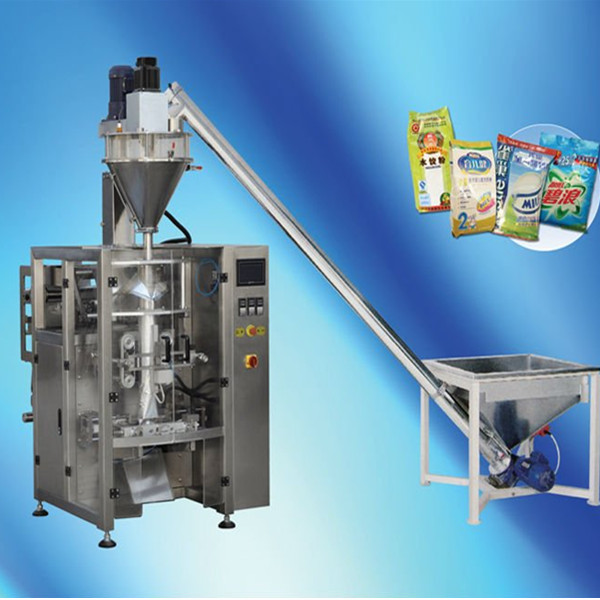 powder packing line