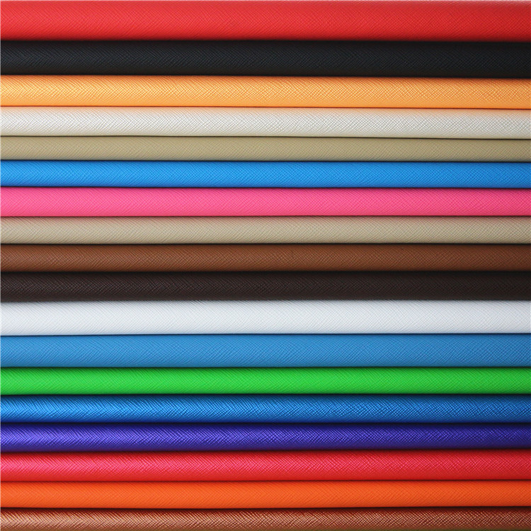 Wholesale Faux Leather Cheap Synthetic PVC Leather for Decoration