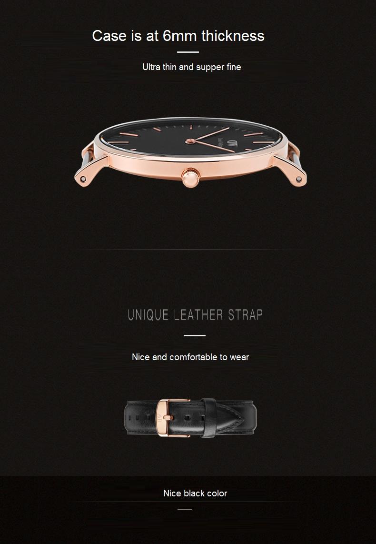 Glatt Fabric Watch