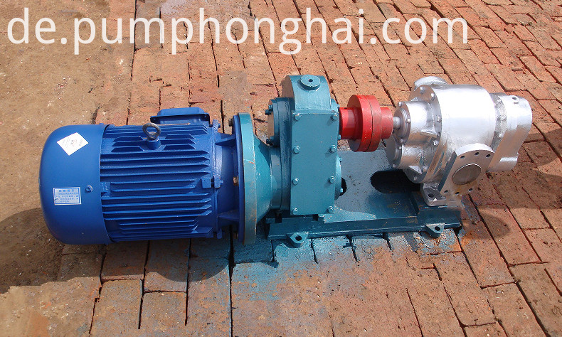 Self Priming Liquid Pump
