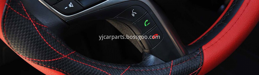 Universal Reflective Steering Wheel Cover