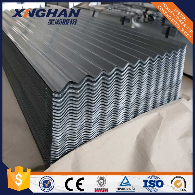 Galvanized Corrugated Roofing Steel Sheets