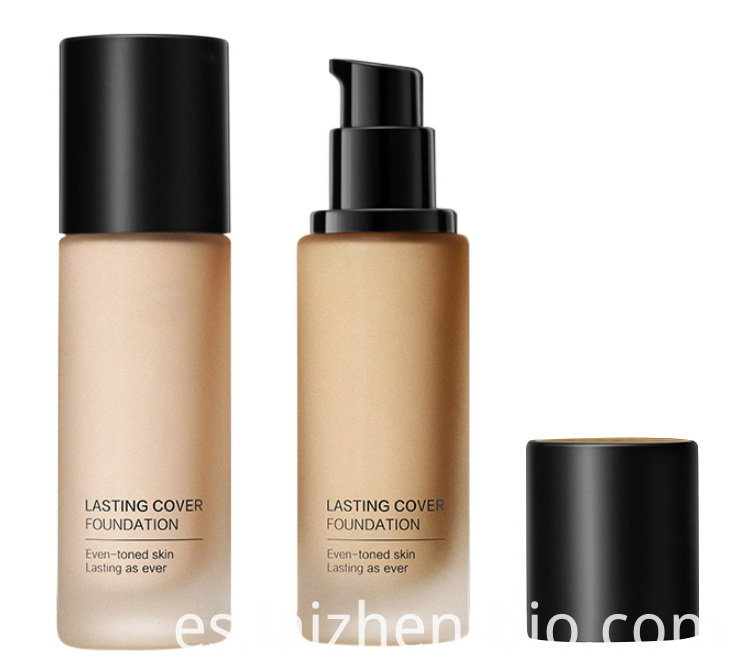 Waterproof liquid foundation make up