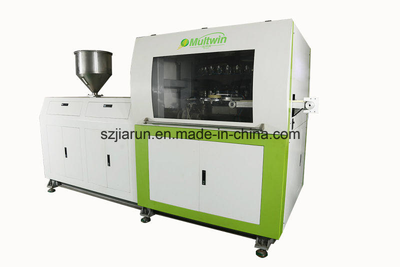 Shenzhen, China, Automatic Plastic Bottle Cap Compression Molding Machine