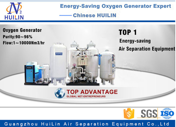 China High Purity Psa Oxygen Generator (ISO9001, SGS)