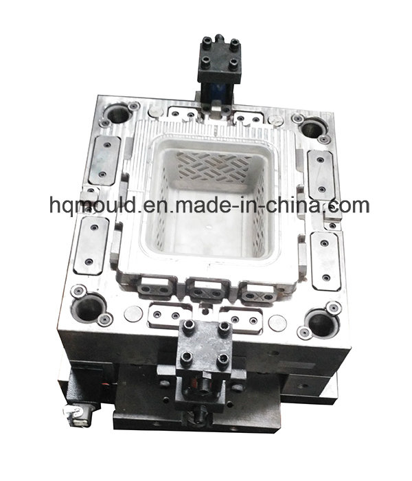 Plastic Storage Box Injection Mould Basket Injection Tool