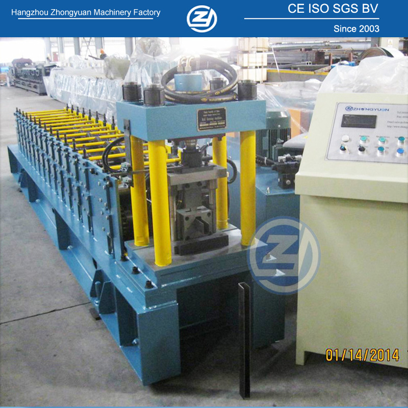 Hydraulic Galvanized Steel Door Making Machines