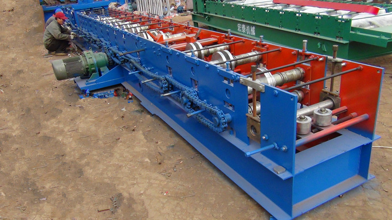 C Steel Purlin Roll Forming Machine (C80-300)