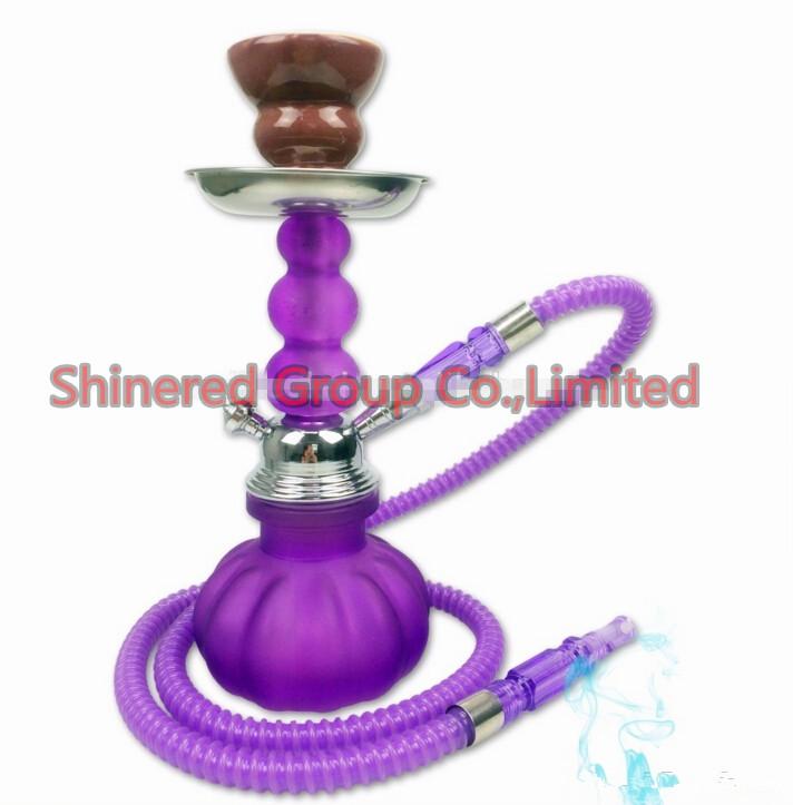 Water Pipe Smoking Pipe Glass Hookah Shisha