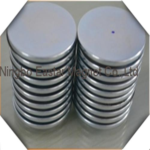 Permanent Disc Magnet with Certificate