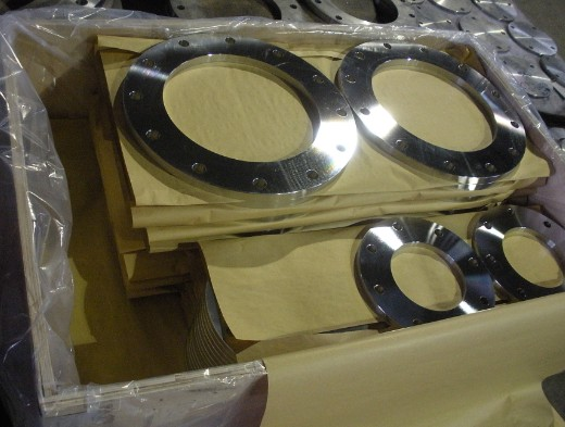 ASTM A182 F51 Uns S31803 Flange, Duplex Stainless Steel Flange, 1.4462