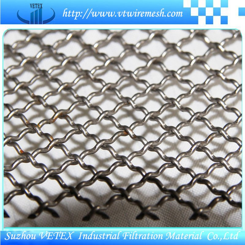 SUS 316 Crimped Wire Mesh