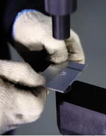 Punch and Die for Sheetmetal Joint Btm Toolings