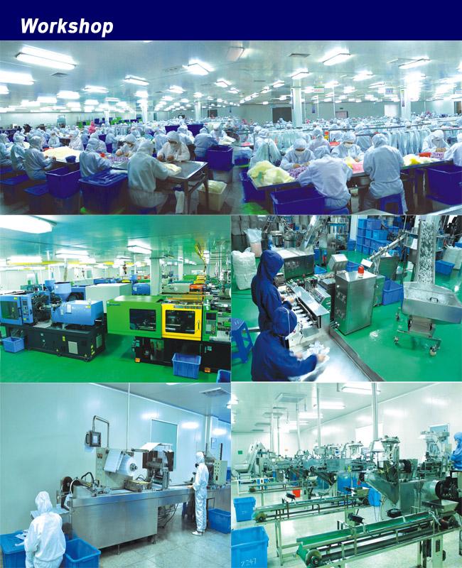 Disposable Sterile Syringe (ENK-DS-007)