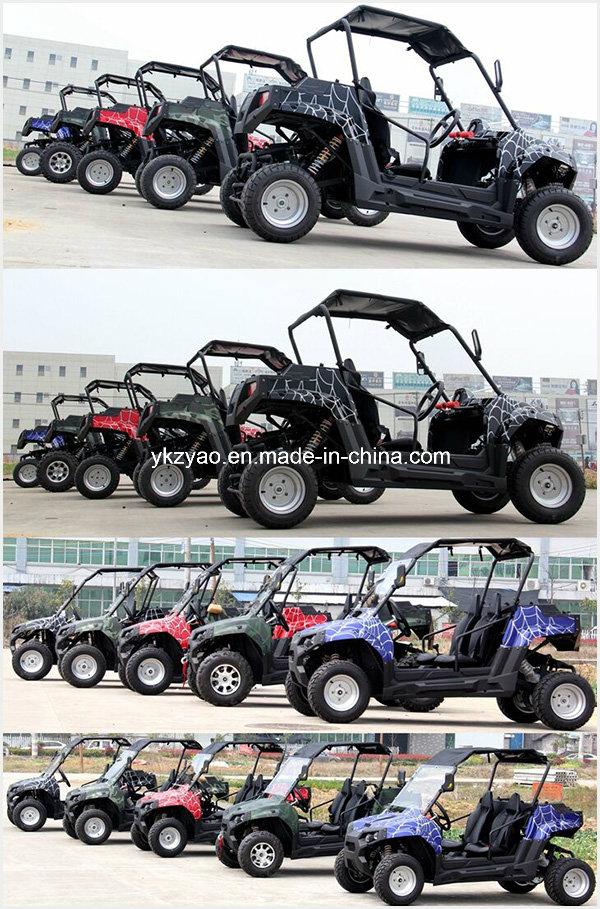 Newest 250cc Farm UTV 200cc Go Kart Buggy with Ce