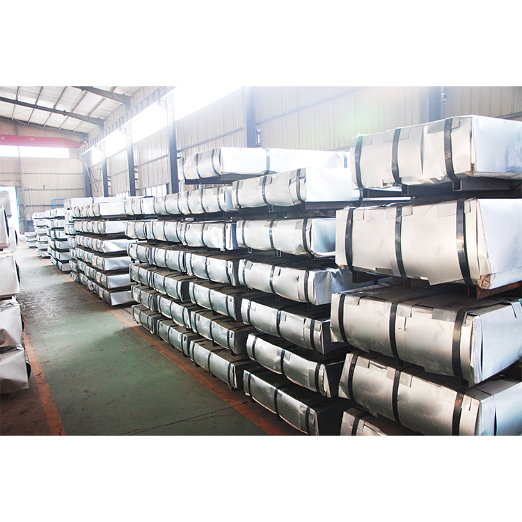 Ppgl Gi Colour Coated Roofing Sheet