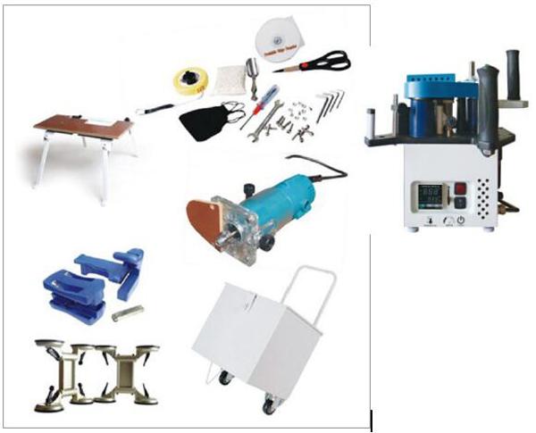 Portable PVC Edge Banding for PVC Edge Banding Production Line
