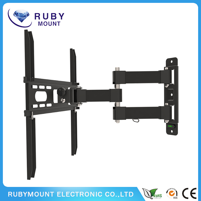 Wall Mount Bracket with Full Motion Dual Articulating Arm