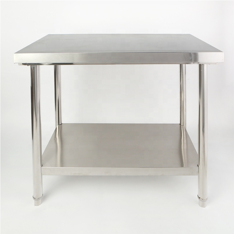 Stainless Steel Commercial Restaurant Kitchen Work Table
