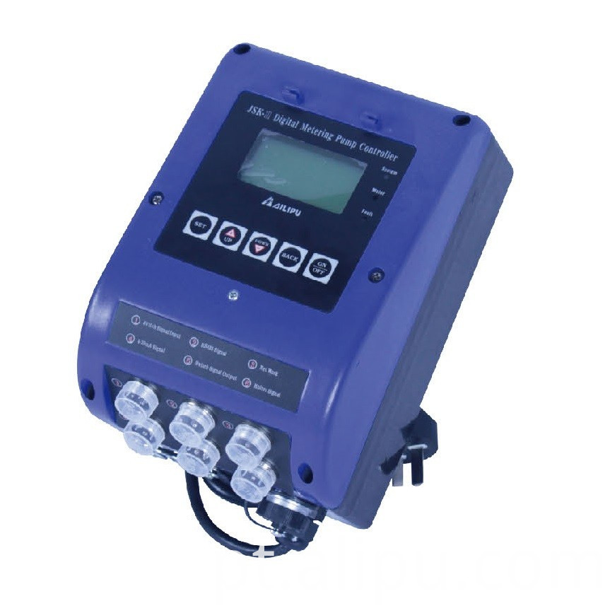 Digital controller for metering pump