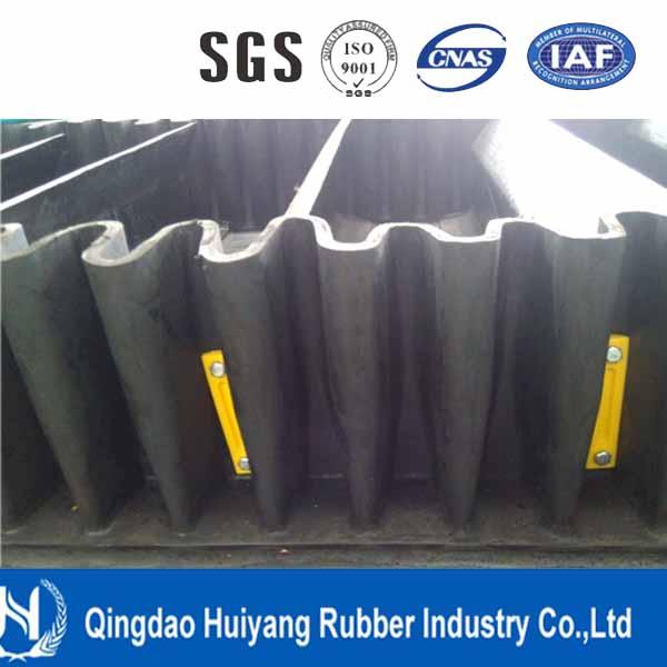 Nn Flame Resistant Rubber Conveyor Belt
