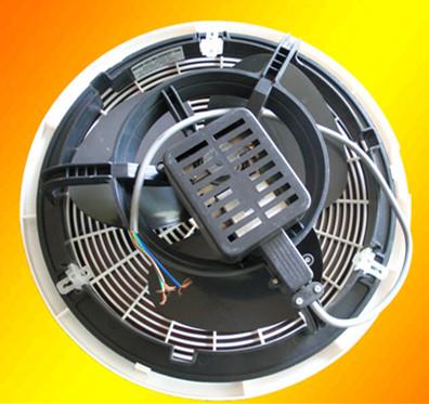 Plastic Ventilation Fan with SAA/CB Approval/100% Copper Motor