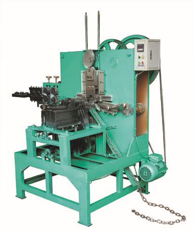 Steel Chain Forming Machine (GT-CM-8)