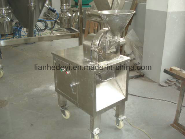 B-60 Stainless Steel Universal Pulverizer for Medical Herbs