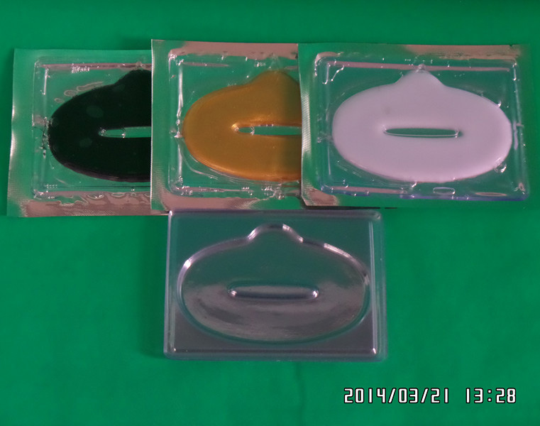 Custom Plastic PET blister tray for beauty products
