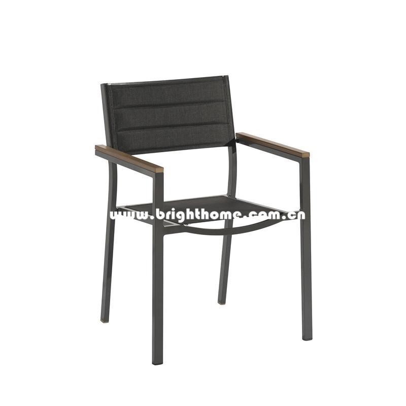 Low Price Outdoor Textilene Chair