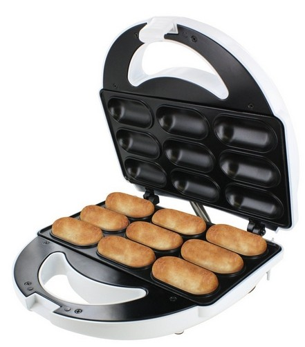 Electric Corn Dog Makers, Hot Dog Makers, Pigs-in-Blanket Makers