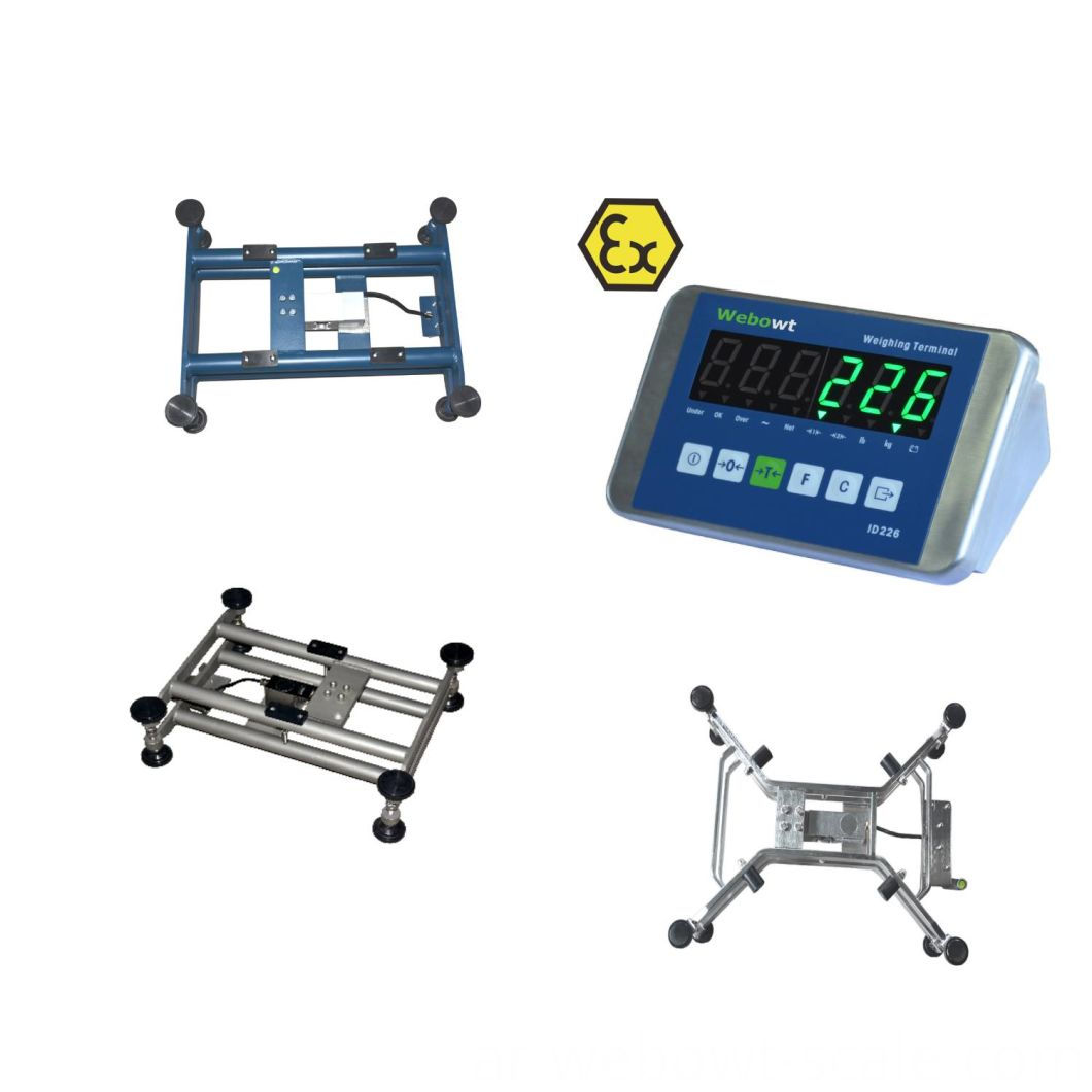 Rectangle Weighing Scale