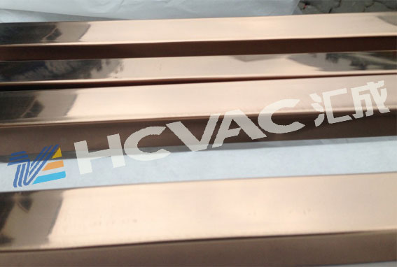 Hcvac Stainless Steel Titanium Gold Coating Machine, Gold Plating System