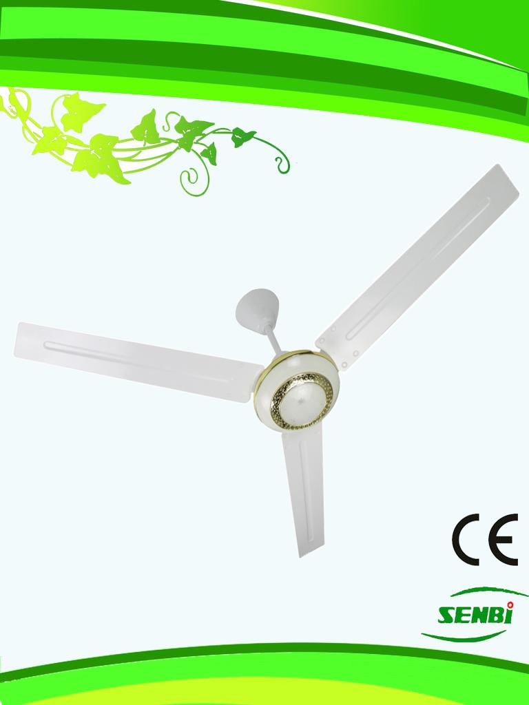 AC220V 48inches Solar Ceiling Fan Indoor (FC-48AC-G)