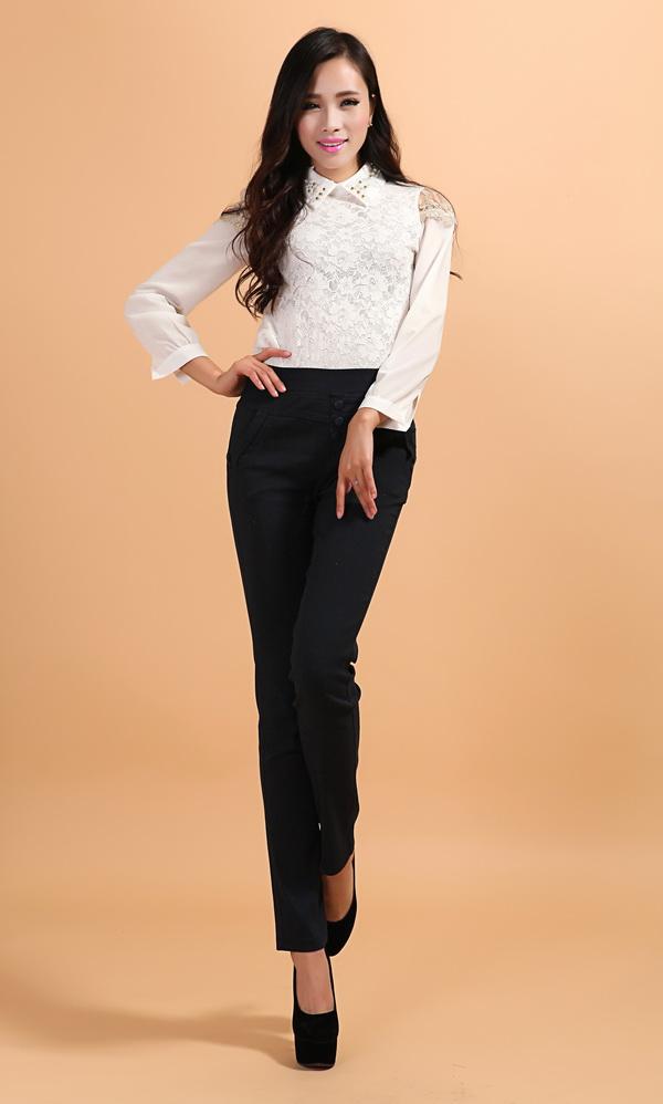 Good Quality Lady Pants, Lady Pants Factory