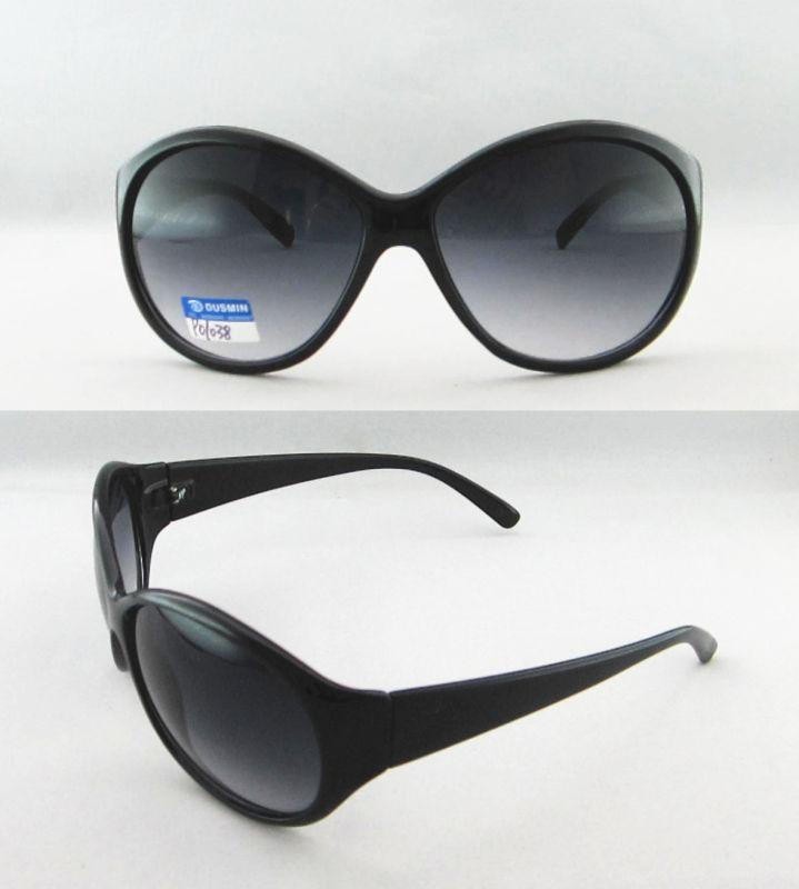 Fashion Acetate&Metal Sunglasses P01038
